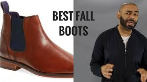 10 best men u0027s fall boots top stylish boots men need this fall