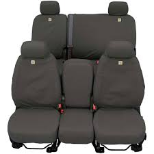 Toyota 60 40 Bench Seat Covercraft Ssc7455cagy Jeep Wrangler Rear Seat Cover Carhartt 2013 18