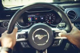 mustang digital dash check out the 2018 mustang s digital instrument cluster in