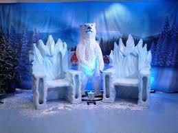 Winter Wonderland Centerpieces Prego Events Winter Wonderland Themed Event