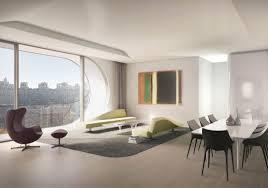 peek inside the zaha hadid designed residences at 520 west 28th