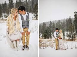 Winter Wedding Dresses 2011 A Snowy Winter Wedding Kezia Ashton Green Wedding Shoes
