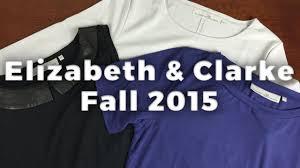 elizabeth u0026 clarke fall 2015 unboxing women u0027s clothing