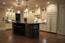 How To Faux Finish Kitchen Cabinets by Kitchen Cabinets Traditional Kitchen Atlanta By Creative
