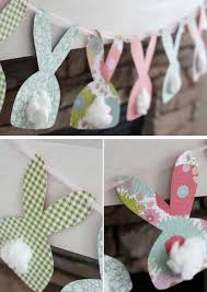 Easter Bunny Decorations Ideas by 22 Diy Easter Decor Ideas For The Home Coco29