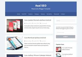 templates for blogger for software asal seo blogger template free download 2018