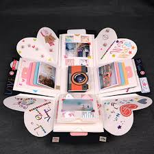 gift for graduation 2018 hot personalized birthday gift handmade gift box memory book