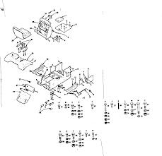 craftsman sears 14 6 garden tractor parts model 91725161 sears