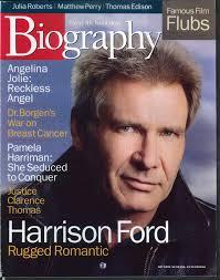 biography angelina jolie book biography harrison ford angelina jolie clarence thomas julia roberts