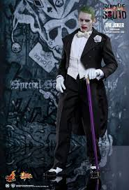 toys squad the joker tuxedo version 1 6th scale
