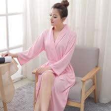 peignoir de chambre femme nouveau mode de femmes superfine jacquard kimono peignoir robe
