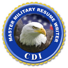 military resume writing services resume writing certification training career directors individuals who have earned the certified master military resume writer credential from cdi are skilled in the art of converting complex military jargon and