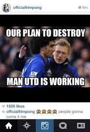 Everton Memes - arsenal s emmanuel frimpong posts joke memes ridiculing man united