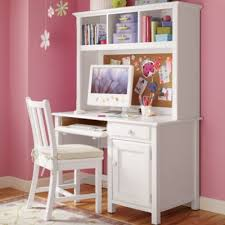 Childrens Desks With Hutch White Desk With Hutch And Drawers Drk Architects Within Children S