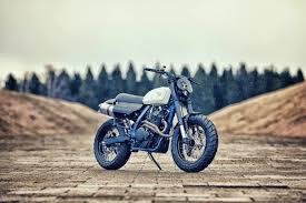 honda dominator motorcycle modification honda dominator 650 by renard speed shop