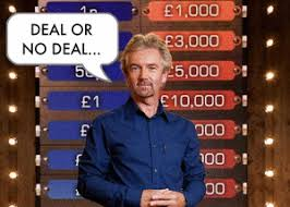 Deal Or No Deal Meme - image 70408 deal with it know your meme