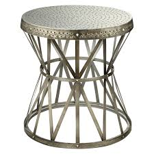 Bronze Accent Table Table Ravishing Nanudeal Com Page 373 Metal Drum Accent Table