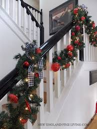 Decorating Banisters For Christmas Spectacular Ways To Decorate For The Holidays From The Dollar
