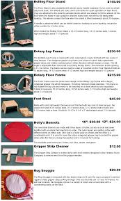 Latex Rug Gripper The Needleworks Shop Home Of The Charles Fitzgerald Rug Hooking