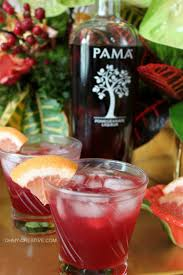 pomegranate sea breeze with summer party tips