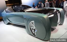 roll royce malaysia rolls royce vision next 100 the future of opulence