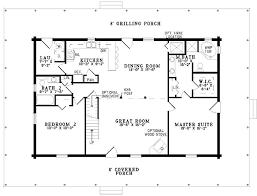 2 bedroom cottage plans one bedroom house floor plans aloin info aloin info