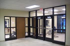 Traffic Doors Quad 3 Shamokin Elementary