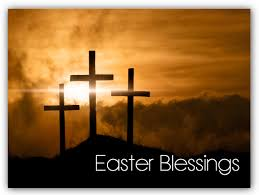 easter greeting cards religious cross christian easter postcards pc10602 harrison greetings