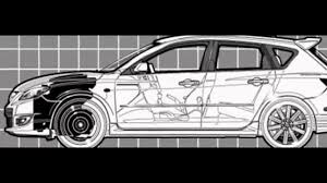 Honda Crv Interior Dimensions Mazda 3 Hatchback Interior Dimensions Best Review 2016 Youtube