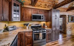 a modern approach to the rustic log home gearminded