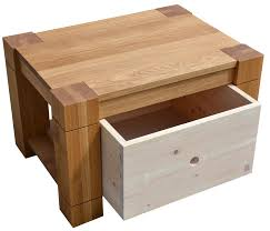 Wohnzimmertisch Ahorn Holz Sigi Wohnzimmer