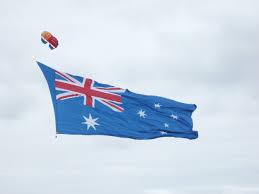 Aussie Flag Photo Of Australia Day Flag Free Australian Stock Images