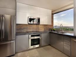 kitchen cabinets awesome white grey glass wood luxury design