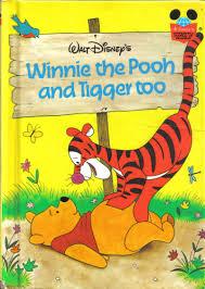 image walt disney u0027s winnie pooh tigger classic book