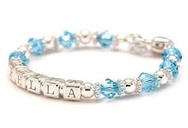 personalized children s jewelry children s bracelets gifts for children of all ages