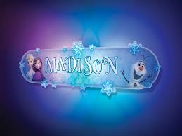 make your own light up sign uncle milton s toys in my room frozen my sign