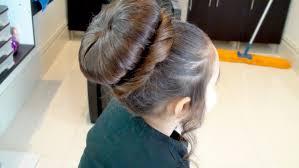donut bun hairstyle donut bun
