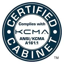 kcma cabinets replacement parts the strength behind certified cabinetry ansi kcma a161 1