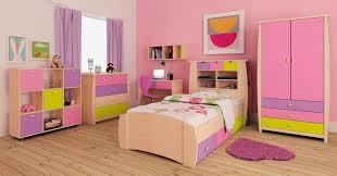Bedroom Furniture Sydney by Sydney U0027 Children U0027s Multiclour Storage Bedroom Furniture Pink Lilac