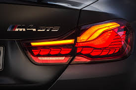 bmw fastest production car bmw s fastest production road car premieres oled technology