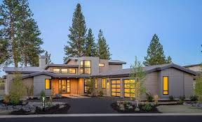 Lakefront Home Floor Plans Contemporary Plans Architectural Designs