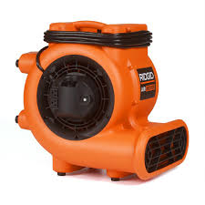 blower fan home depot ridgid 1625 cfm blower fan air mover with daisy chain am2287 the