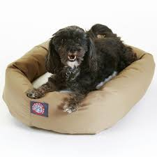 Clamshell Dog Bed by Ergonomic Snoozzy Dog Bed 137 Snoozzy Orthoair Inflatable Dog Bed
