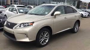 lexus crossover 2015 2015 lexus rx 450h hybrid awd review youtube
