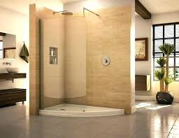 Bathroom With Corner Shower Corner Shower Stalls For Small Bathrooms Ibbc Club