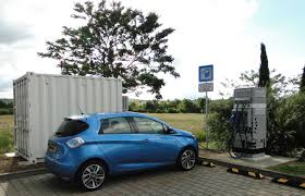 renault buy back lease renault finds second life for ev batteries at highway charging