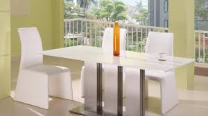 marble dining room table and chairs ultra modern ice white marble dining table set brilliant room sets