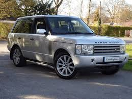 used range rover for sale used 2004 land rover range rover td6 hse for sale in nr brighton