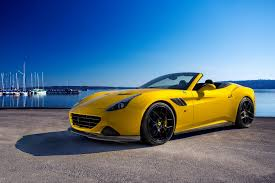 Ferrari California Custom - novitec rosso ferrari california t revealed with carbon kit more