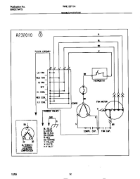 compressor wiring diagram wired connection tecumseh compressor